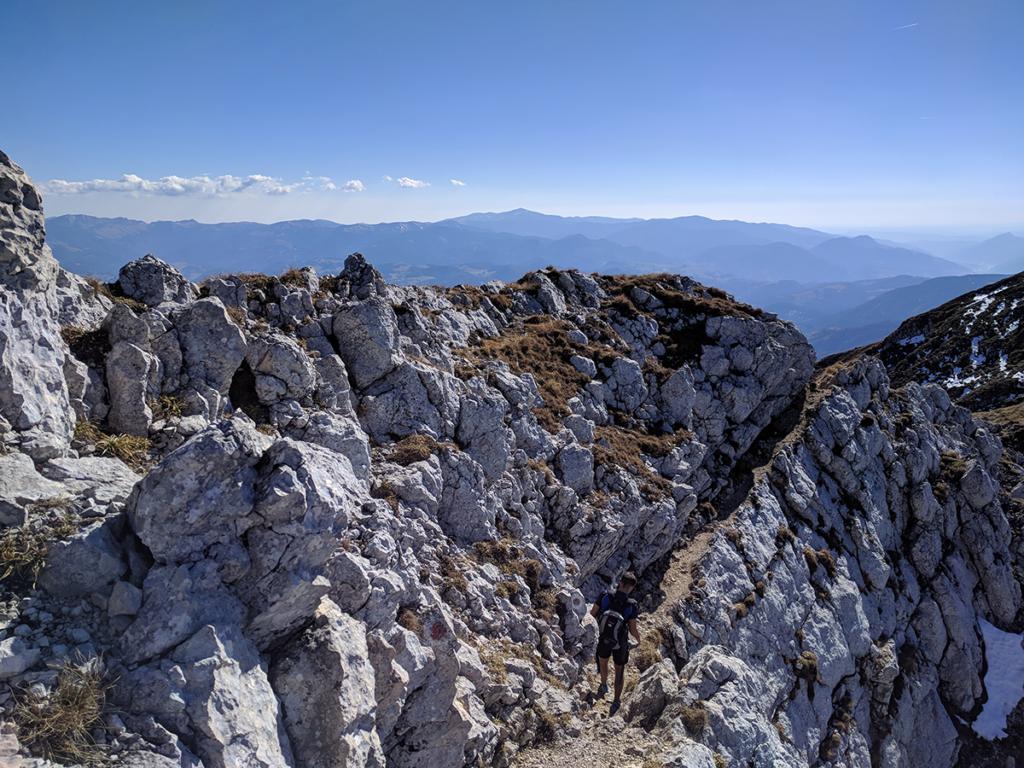 Piatra Craiului Northern Ridge