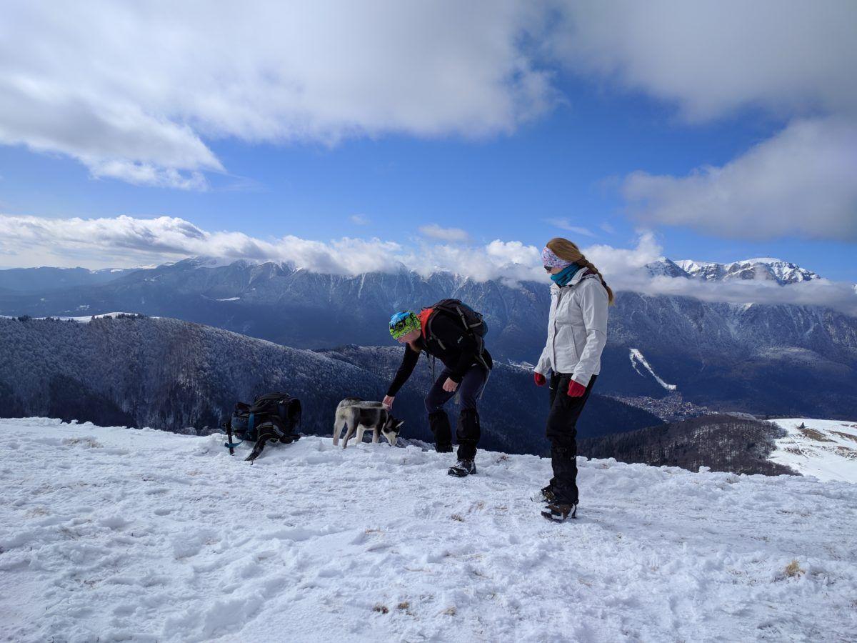 View from Urechea Peak (1705 m)