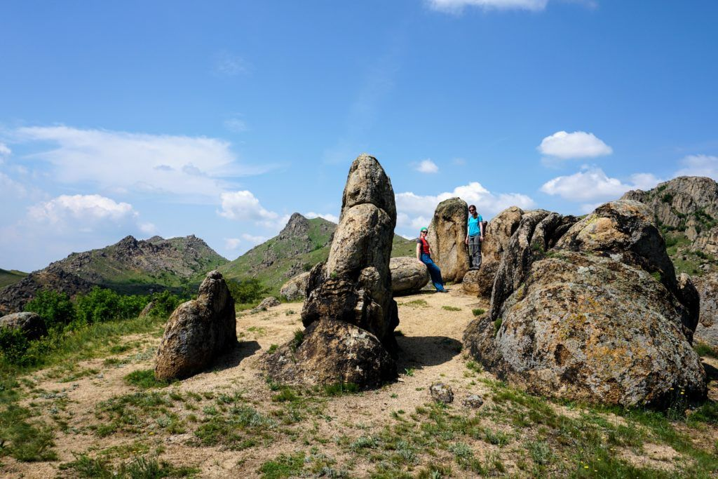 Pietrele lui Teo (Teo's Rocks)