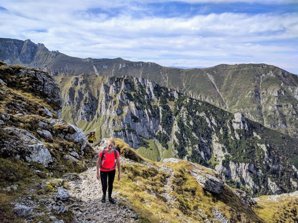 Romania: 3-day hiking trip in Bucegi and Piatra Craiului Mountains