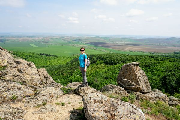 7 reasons to visit Macin National Park. Easy day-hikes in Romania's Oldest Mountains